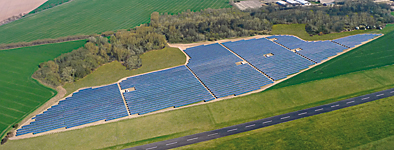 Better Energy completes 8 MWp Solar Park in Anklam, Germany