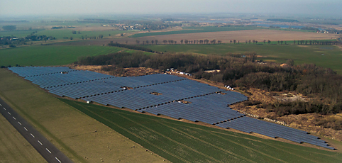 Solarpark Anklam